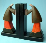 Indoor Decor - Book Ends Set - Men - SALE 2 for $50