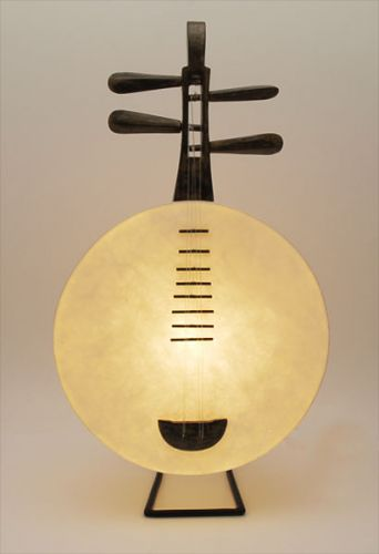 Indoor Decor - Japanese Shamisen Lamp SALE