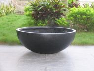 Premium Lightweight Terrazzo Deep Bowl - 4 sizes