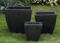 Premium Lightweight Terrazzo Milan Planter - 3 sizes