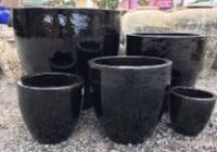 Ocean Rock Egg Planter - 5 sizes