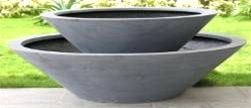 Japanese Bowl in Premium Lightweight Terrazzo - 2 sizes