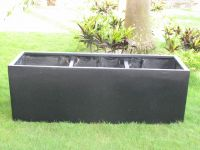 Premium Lightweight Terrazzo XL Trough / Oblong(Size : 2000 x 500 x 500 H mm) -