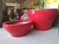Lightweight Outdoor Modern Deep Bowl - 2 Sizes