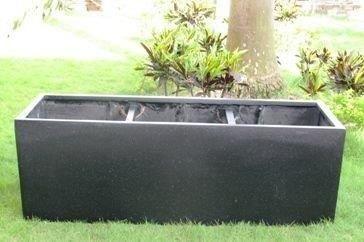 Premium Lightweight Narrow Oblong Planter - (Size:  1500 x 500 x 500 H mm  )