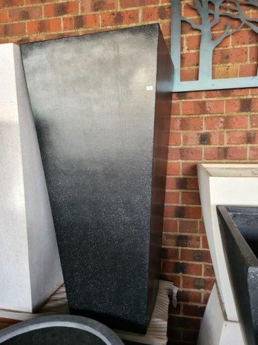 Lightweight Terrazzo Tall Square Taper 540 x 1200 H mm - Size 3