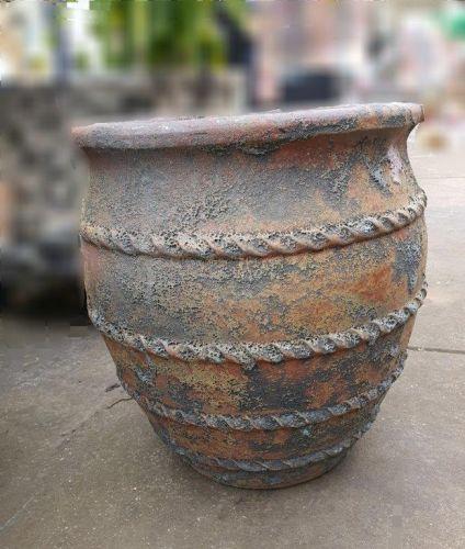 Village Planter - Oceanic Bronze