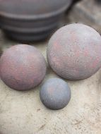 Ceramic Ball - Old Stone - 4 Size
