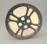 Indoor Decor - Film Reel Lamp SALE