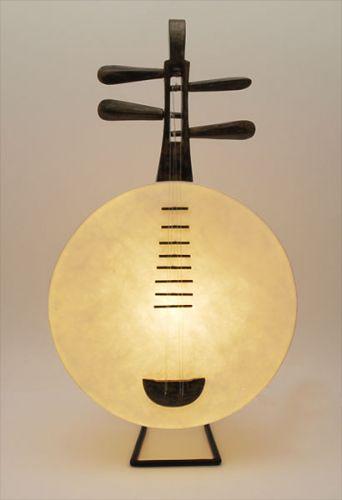 Indoor Decor - Japanese Shamisen Lamp SALE