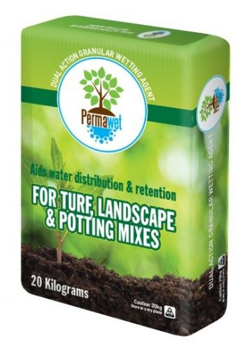 Soil wetting agent / soil conditioner