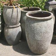 Ocean Rock Decor Jar - Size 2