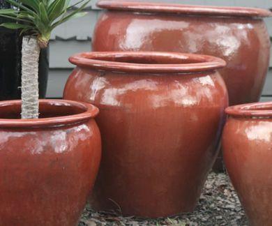 GLZ-1 Premium Glazed Tree Planter (3 Sizes)