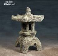 Ocean Rock Pagoda Lamp 500 x 650 H mm