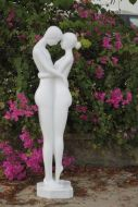 Embracing Couple Statue - 2 Size