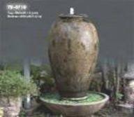Ocean Rock - Tall Water Jar Fountain Set