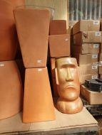 Terracotta Square Taper - 3 Sizes