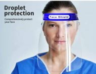 Face shield for Virus protection
