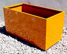 Lightweight Oblong Planters - UV Stabilised for Outdoor Planting