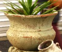 Ocean Rock Flared Cosmo Pond/Planter 360 x 240 H mm - Size 1