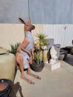 Kangaroo with Joey - Fiberglass