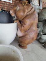 Wombat Standing Up-Fiberglass- lightweight