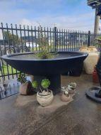 Giant planter bowl 1.5 meter