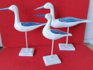 Gulls - timber set 3 ( S,M,L)