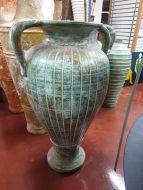 Terracotta Painted Texture Urns